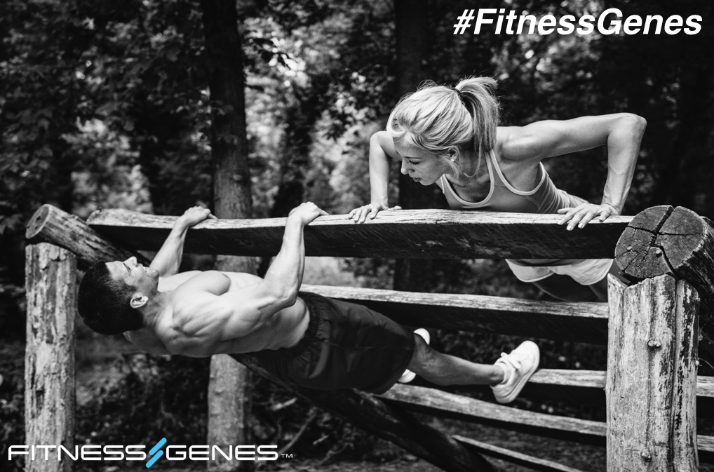 The Top 5 Reasons Why Knowing Your Genetics Can Make The Hardest Exercises Easy!