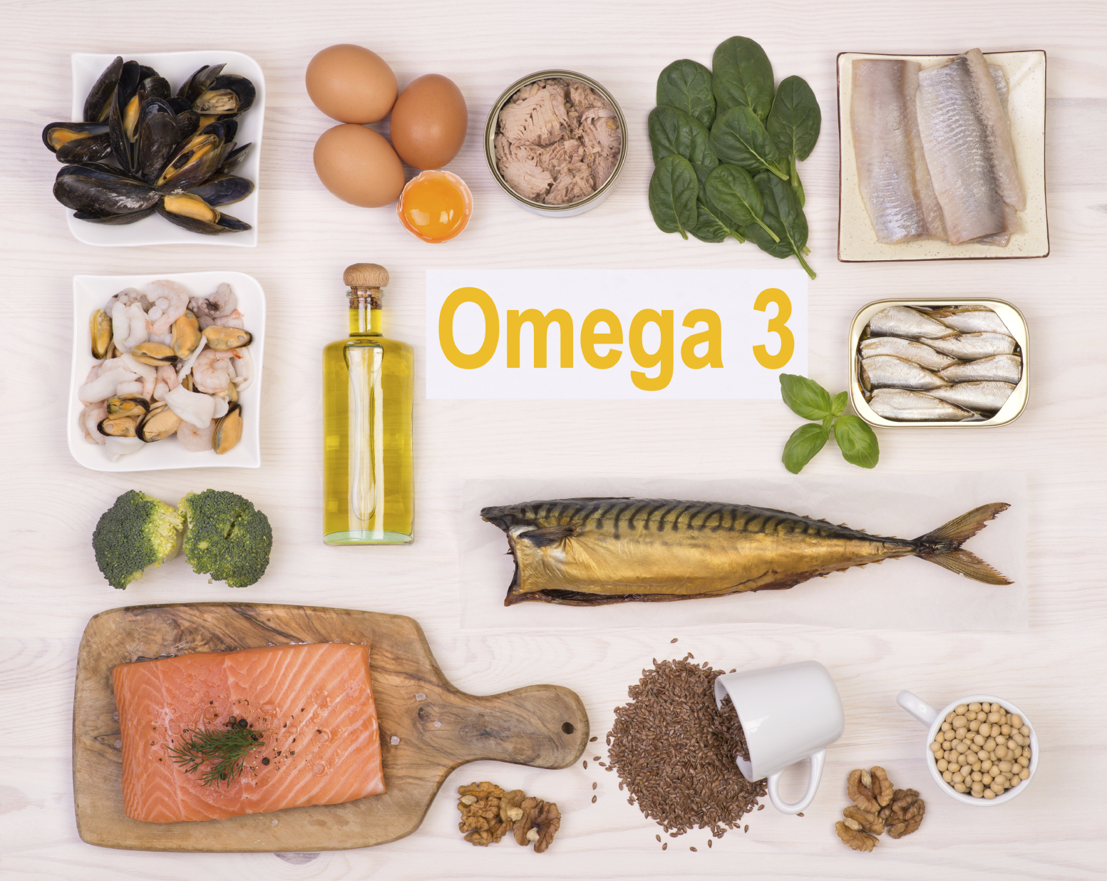 Which are the Best Omega-3's for ME