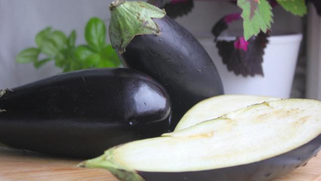 Eggplant: Fighting Free Radicals