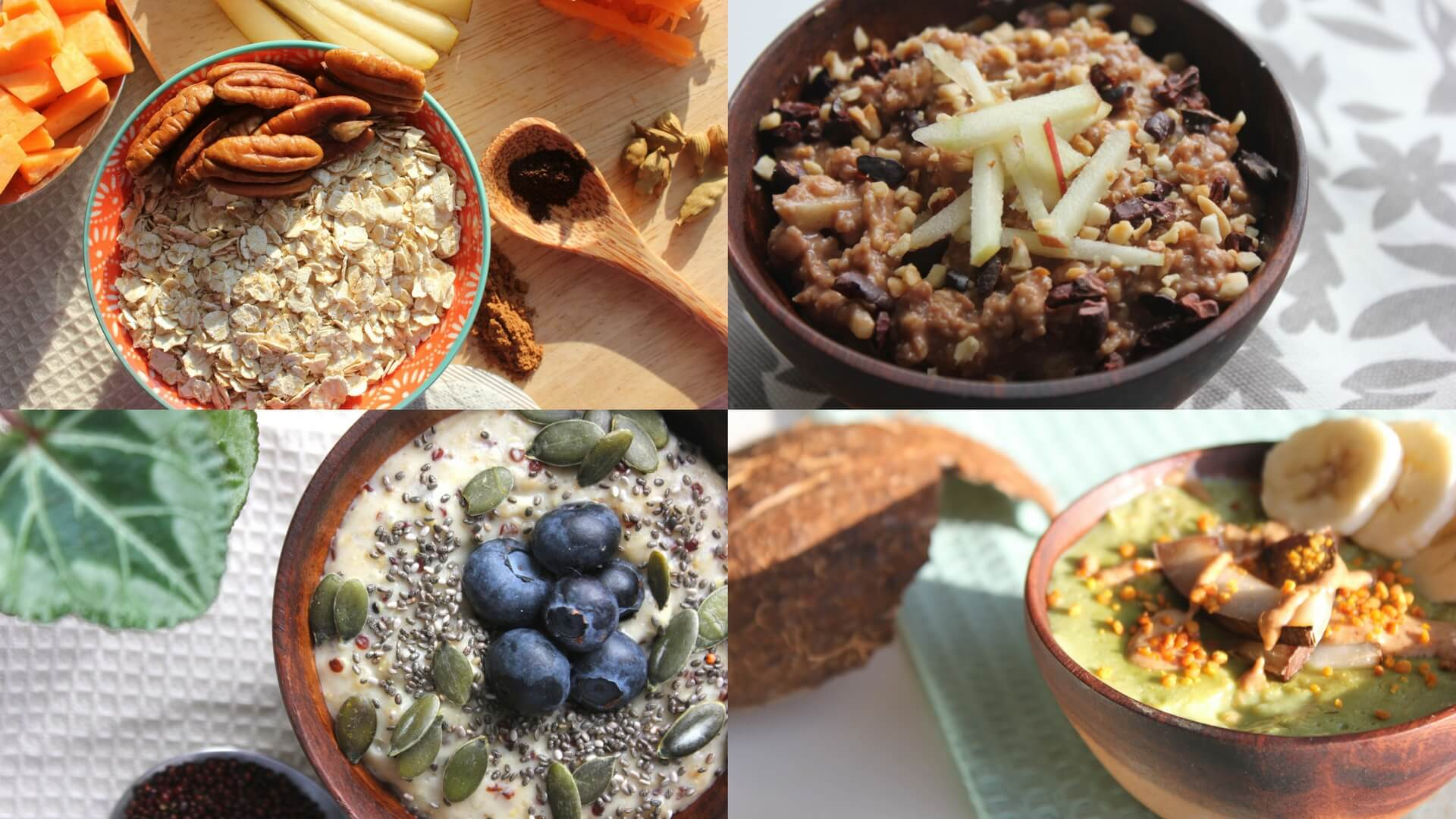 Four oat recipes to match your genes!