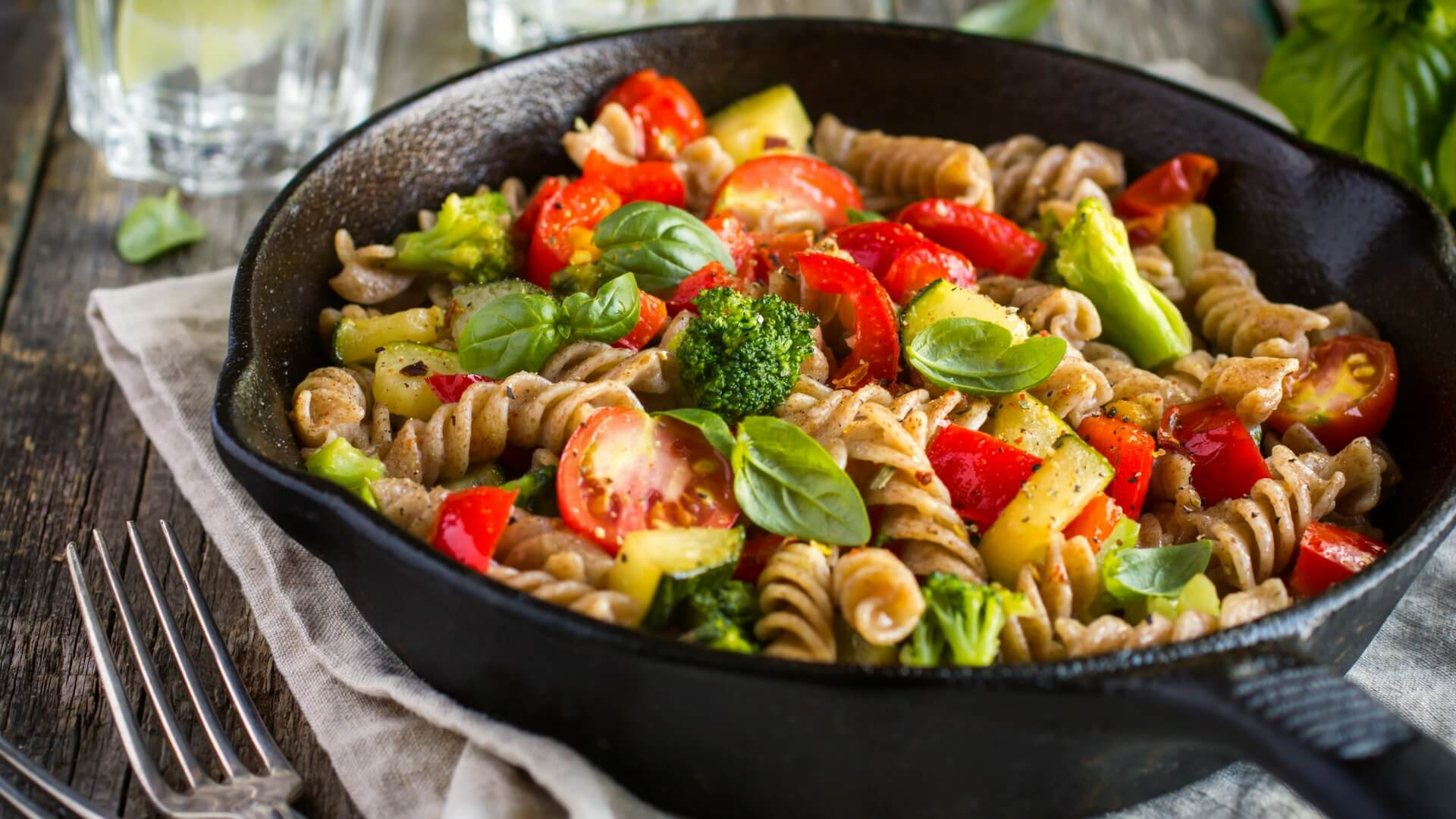 Dishes such as pasta are often avoided by people looking to lose weight, but are they done so unnecessarily?
