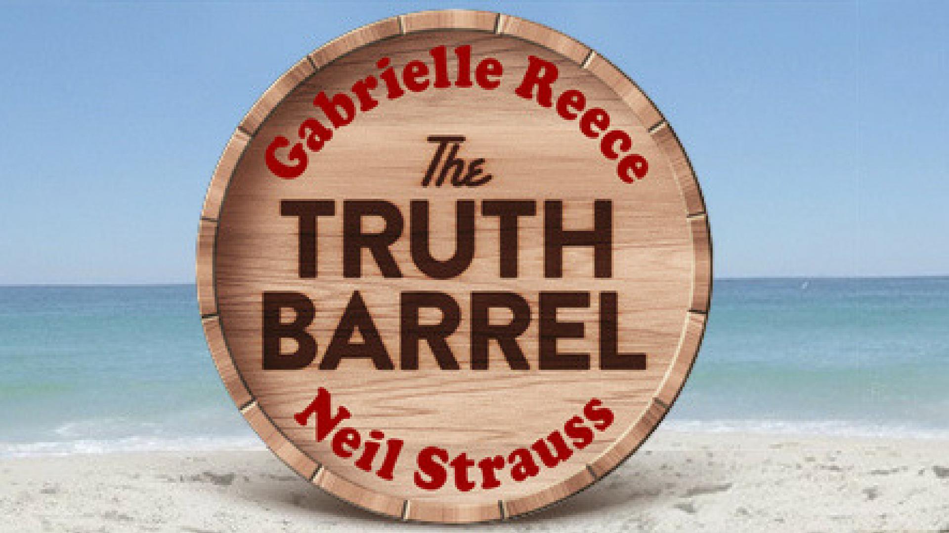 Truth Barrel podcast logo