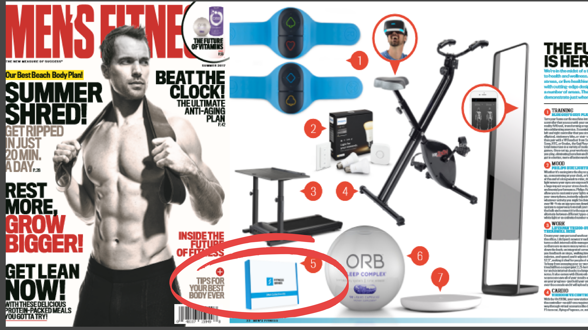 Men's Fitness Summer 2017-The Future is Here p. 22