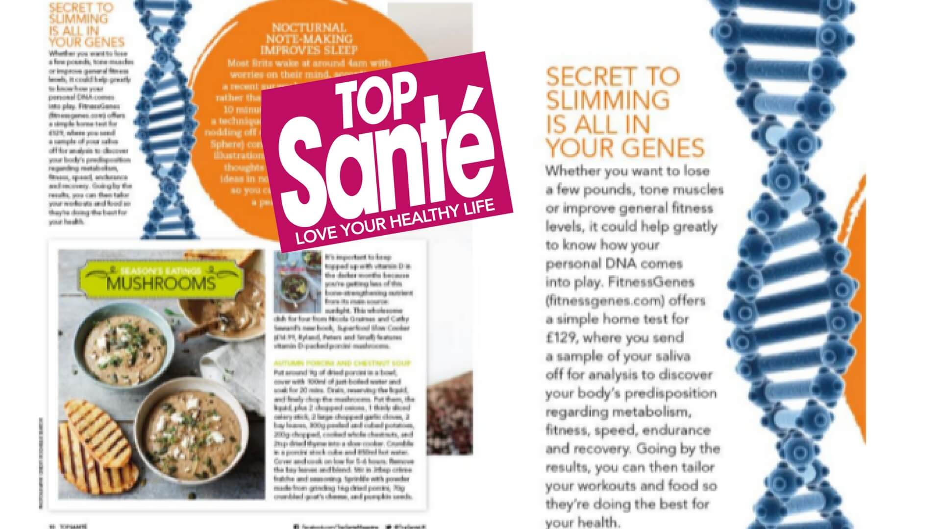 Top Sante UK-Oct 2017 Issue