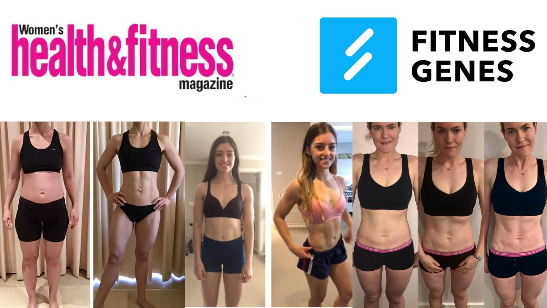 Women's Health and Fitness Transformations