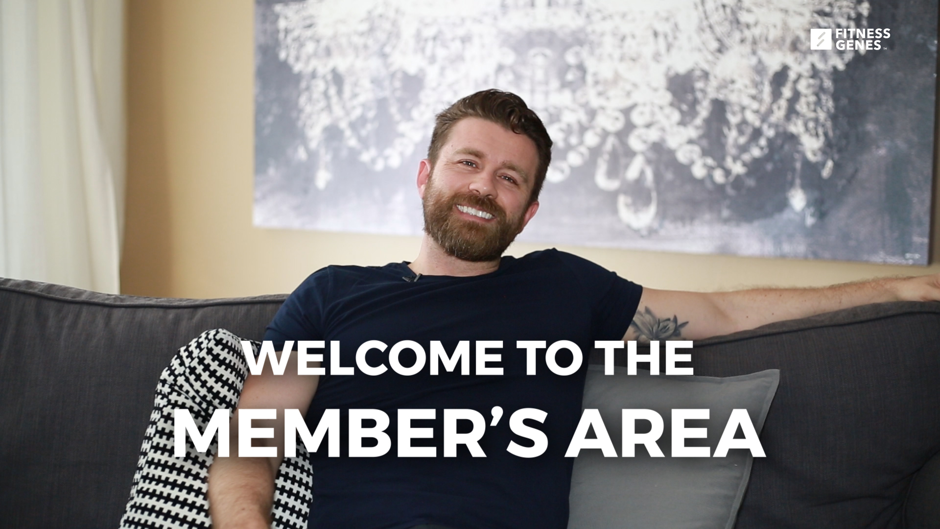 Welcome to the new Member's Area