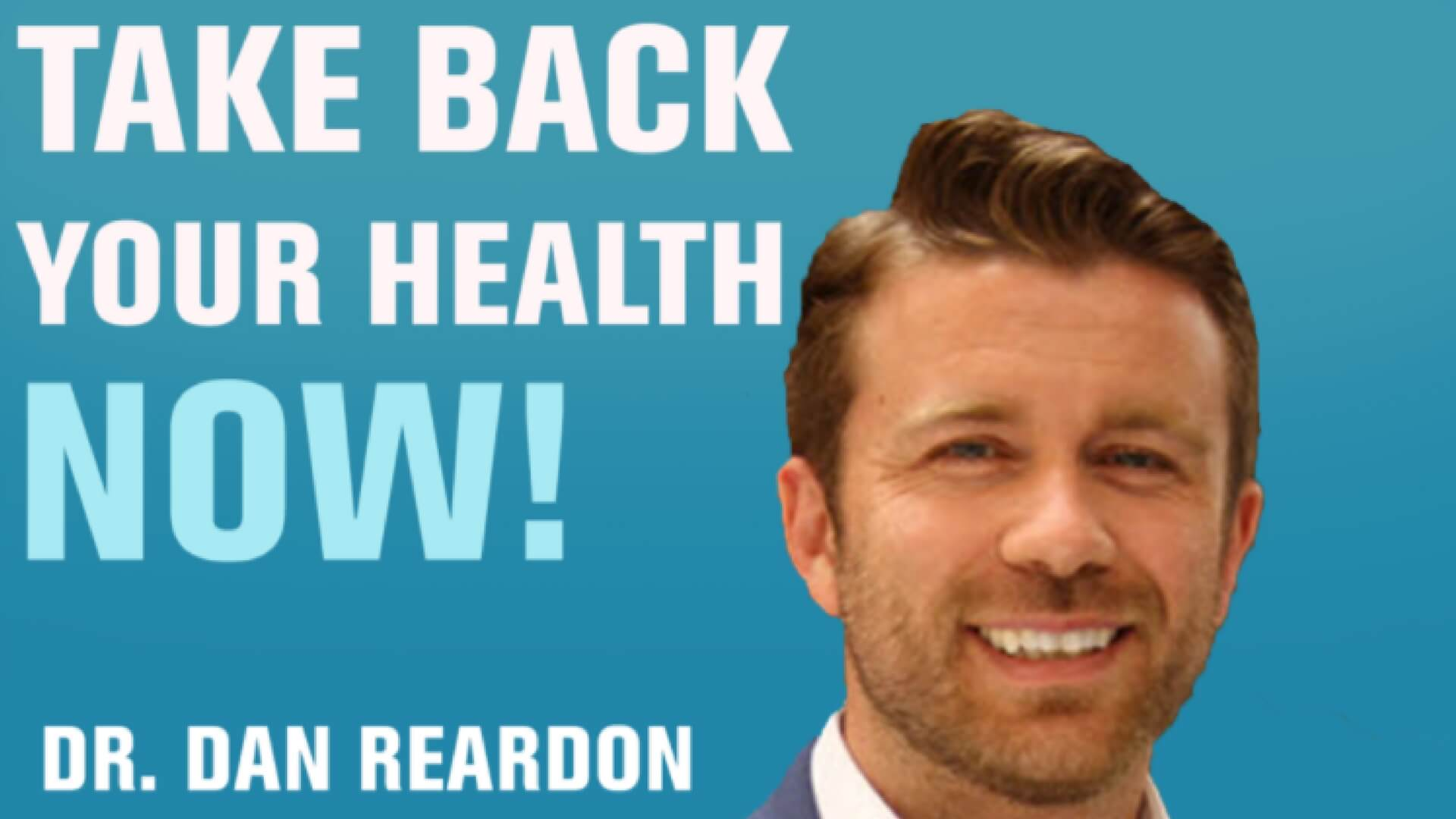 Podcast: Take Back Your Health!