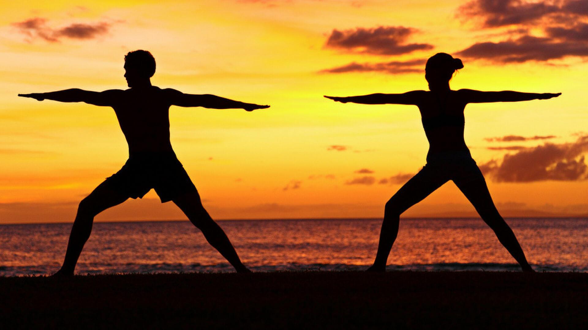 How yoga helps you de-stress
