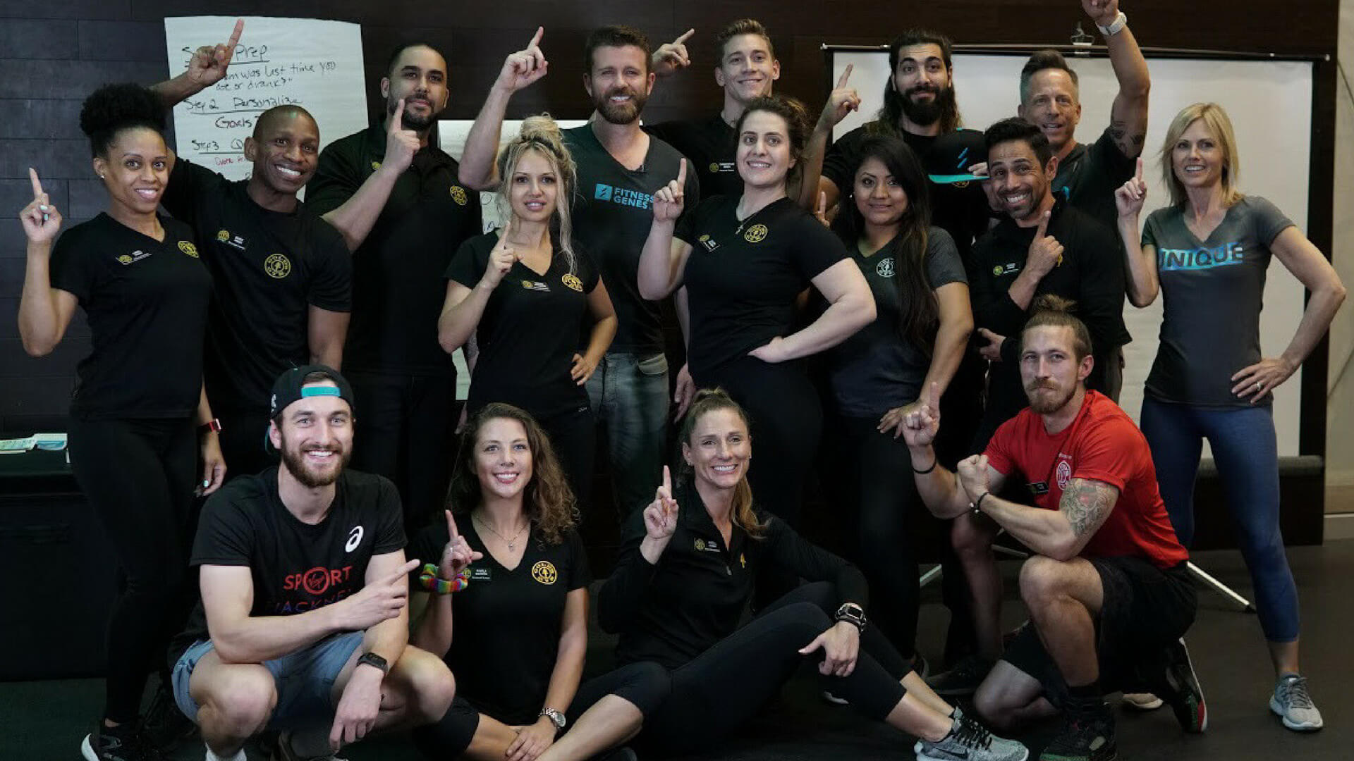 FitnessGenes launch partnership with Gold's Gym SoCal