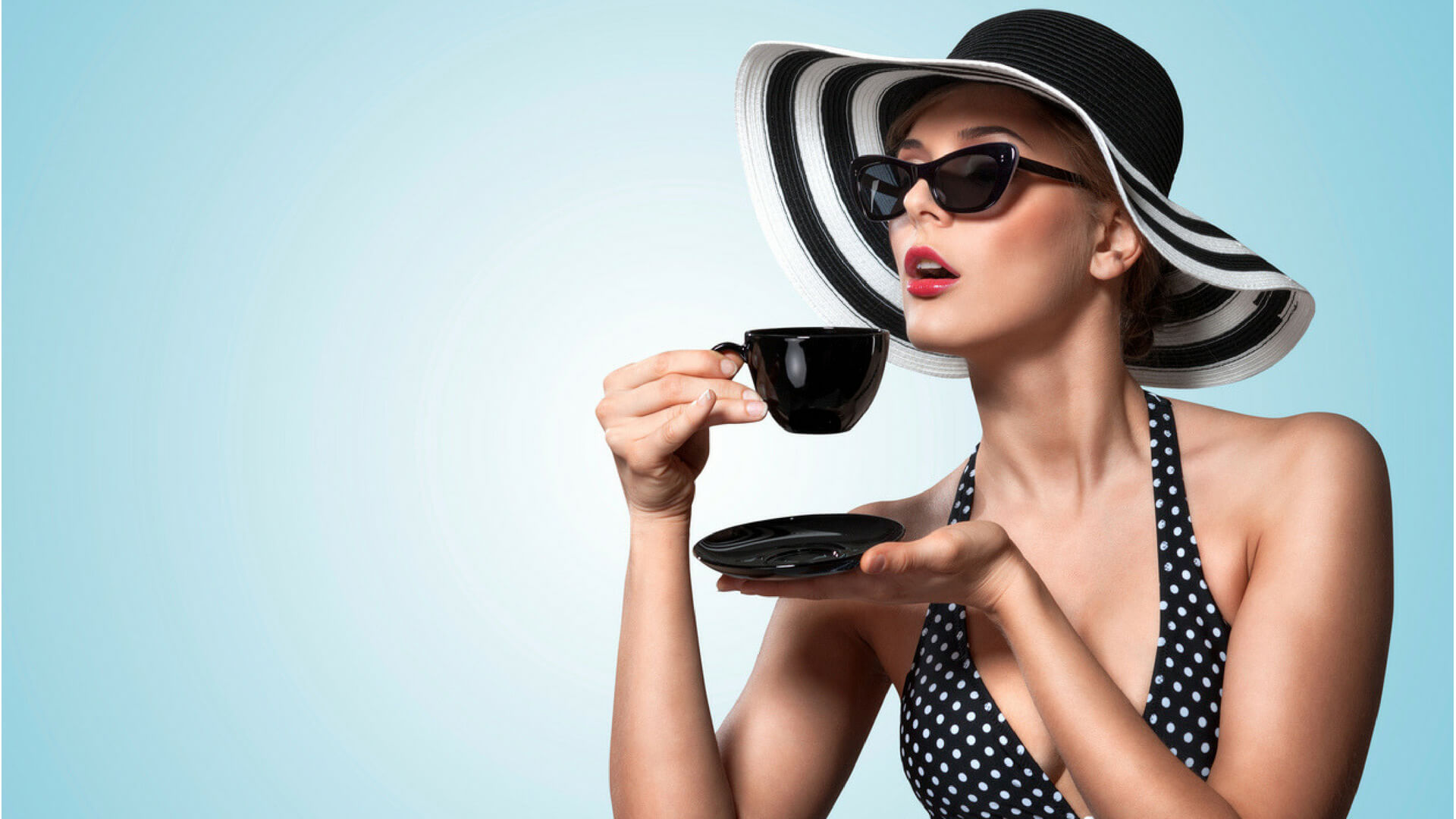 Will caffeinated drinks help suppress my appetite?
