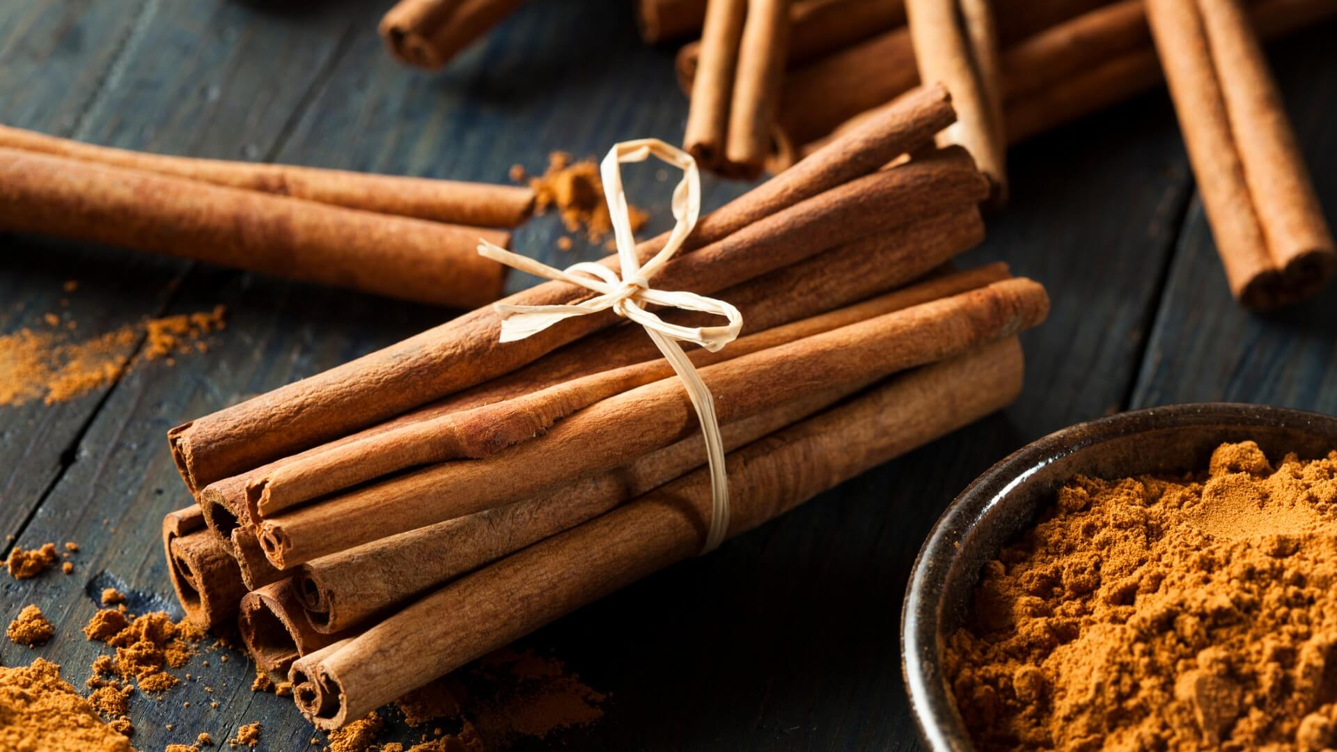 Cinnamon: the Christmas spice of life