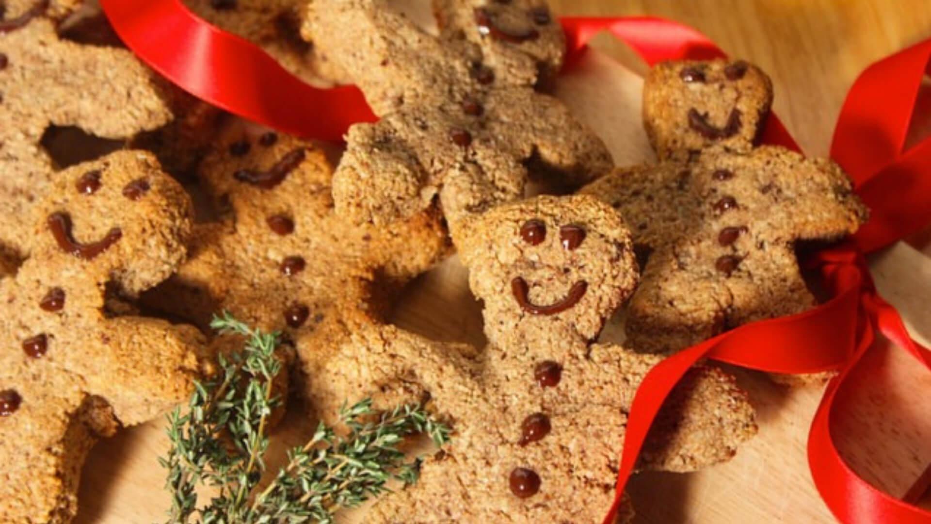 Three Wise Gingerbread Men