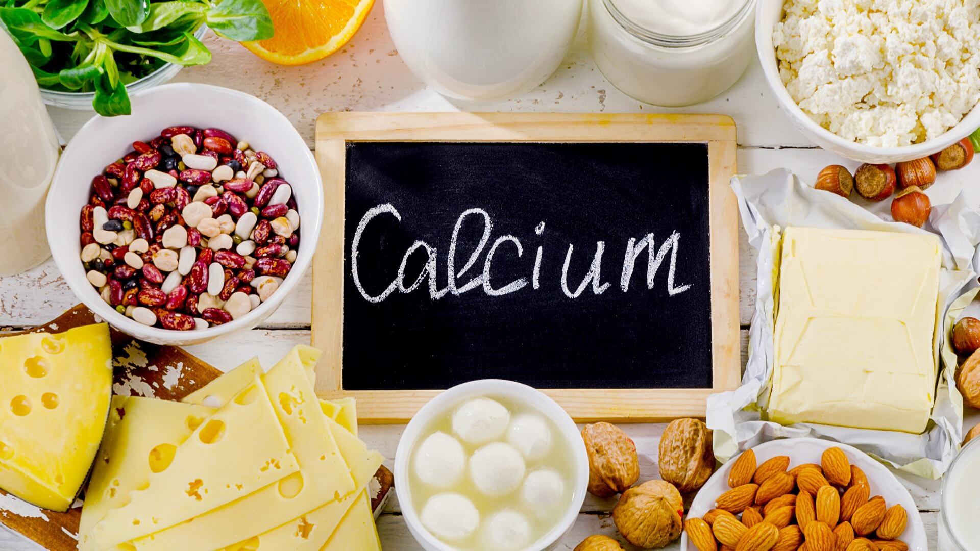 Trait overview: Blood calcium level