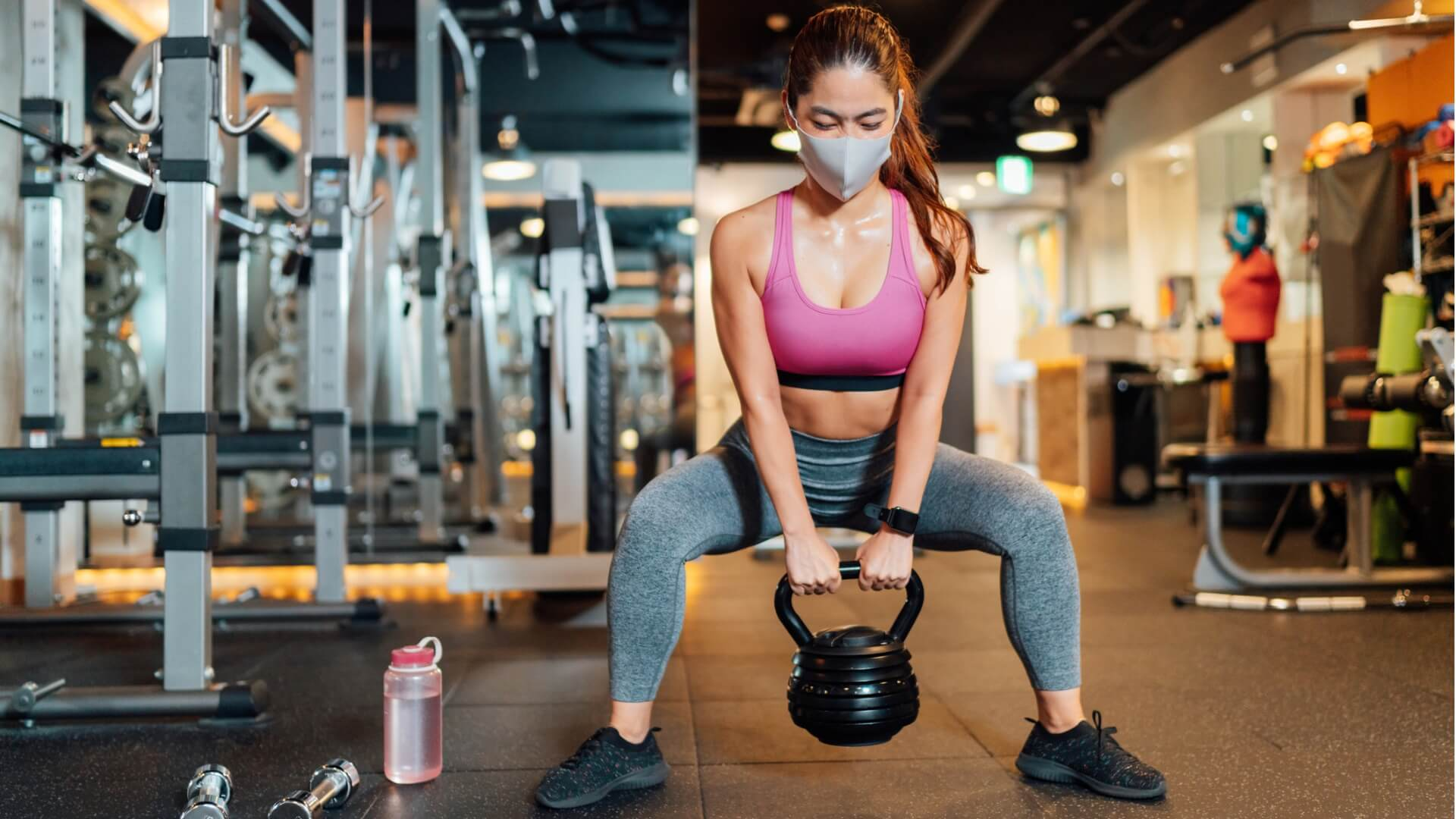 5 tips for returning to the gym after a long break