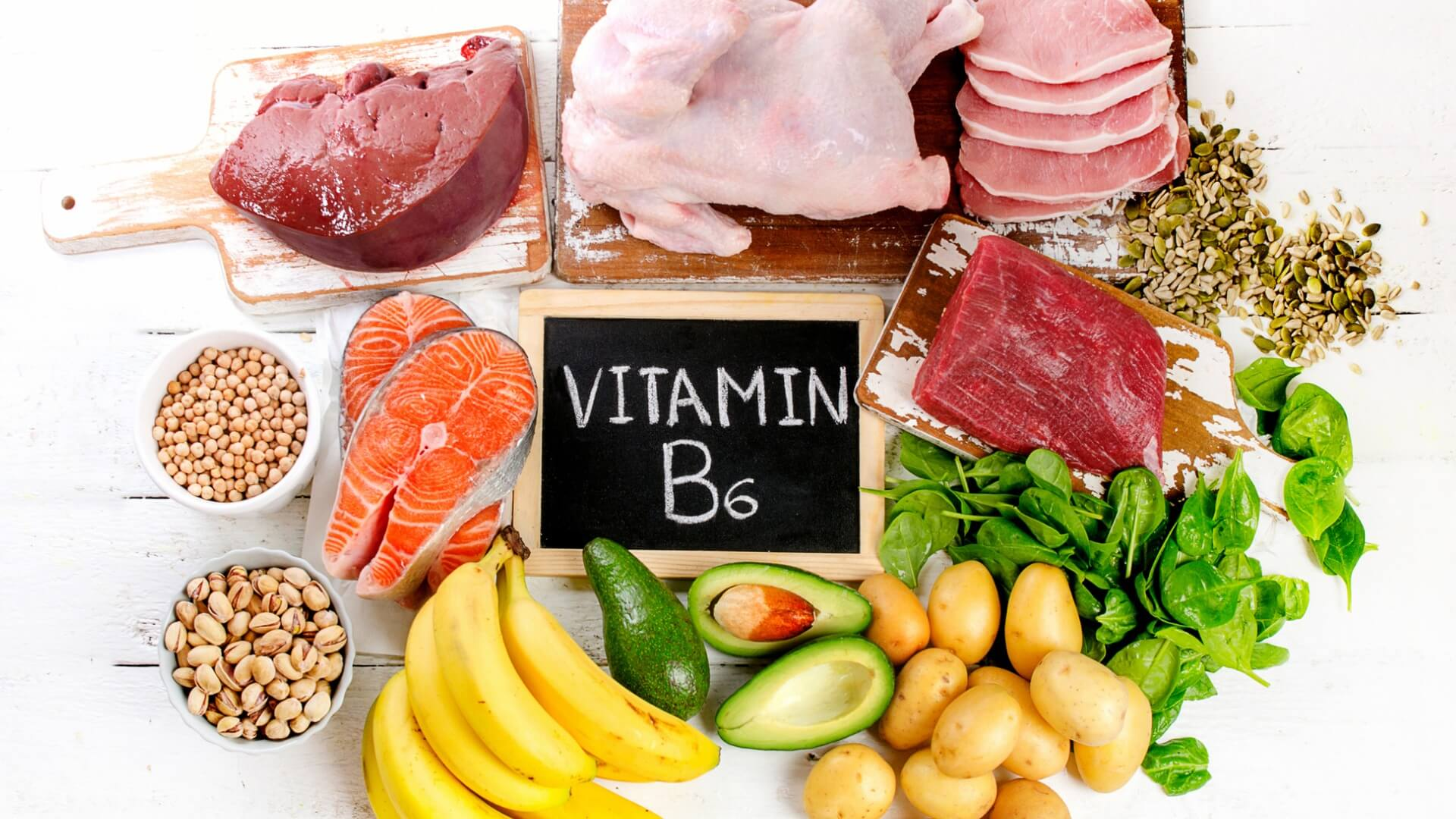 Your Vitamin B6 Level Trait