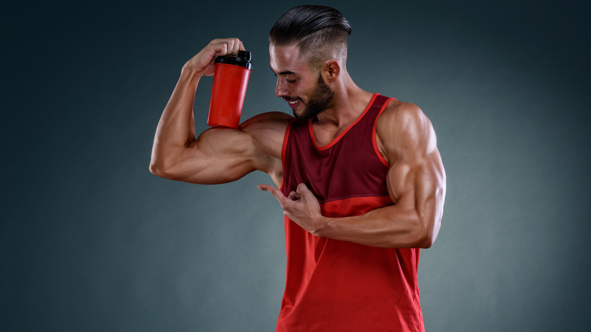 Trait#97: BCAA metabolism and muscle building